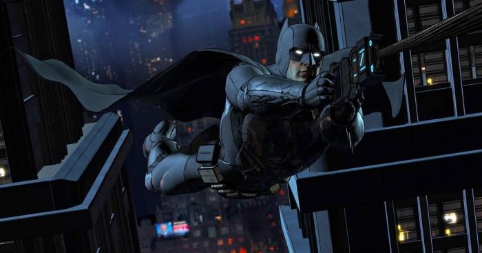Batman The Telltale Games