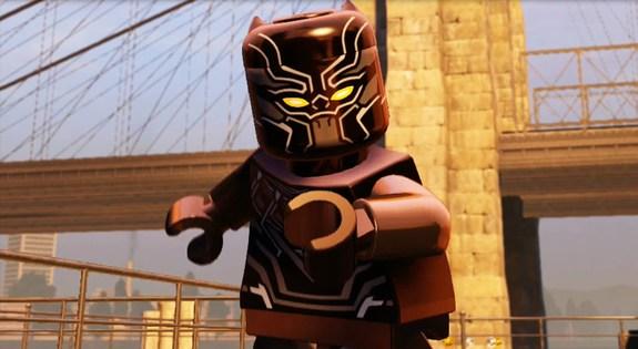 Black Panther Lego