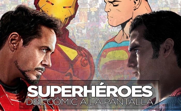 Superhéroes del cómic a la pantalla