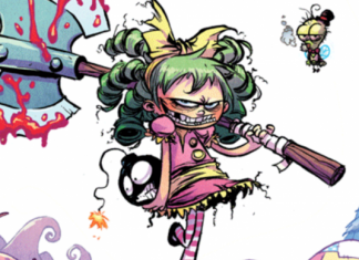 Panini Comics: Novedades para noviembre de 2017