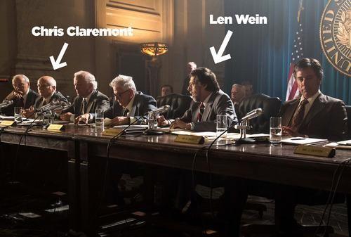 Chris Claremont y Len Wein