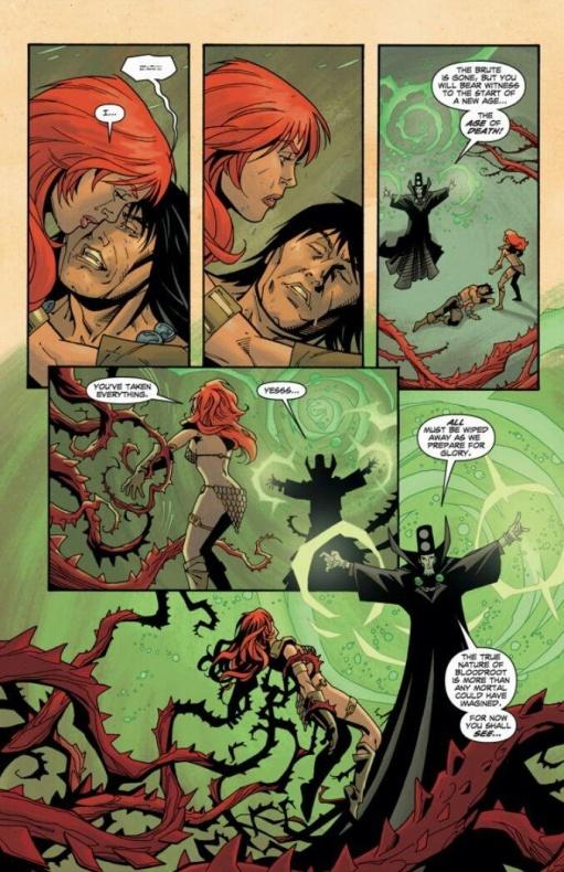 Conan y Red Sonja (4)