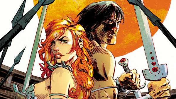 Conan y Red Sonja (8)
