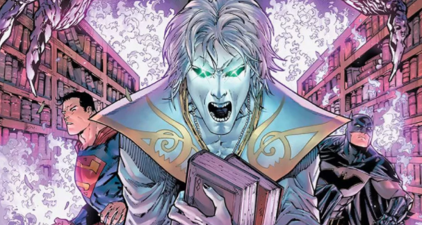 Dark Nights Metal Sandman 1