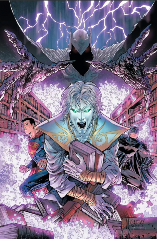 Dark Nights Metal Sandman