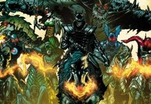 Dark Nights Metal Wild Hunt Grant Morrison