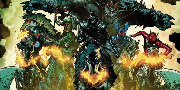 Dark Nights Metal Wild Hunt Grant Morrison