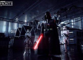 Darth Vader en Battlefront II