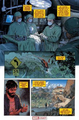 Doctor Strange origen 1