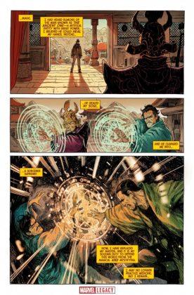 Doctor Strange origen 2