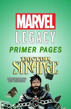 Doctor Strange origen