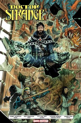 Doctor Strange origen 3