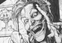 Doomsday Clock #5 Joker