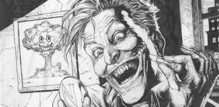 Doomsday Clock #5 Joker