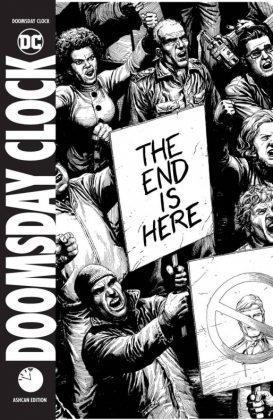 Doomsday clock 1