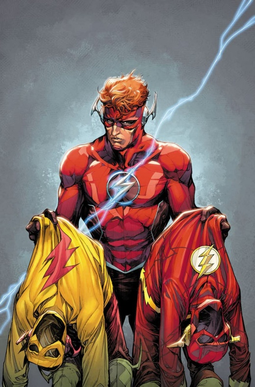 Flash War Cover