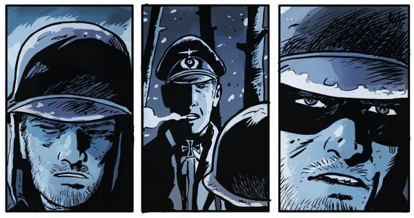 Francesco Francavilla Sgt Rock