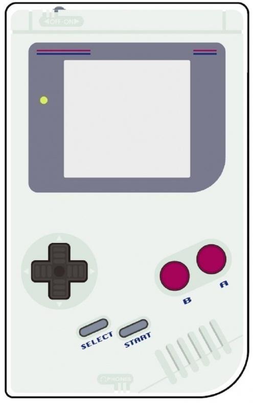 Game Boy Classic Mini patente