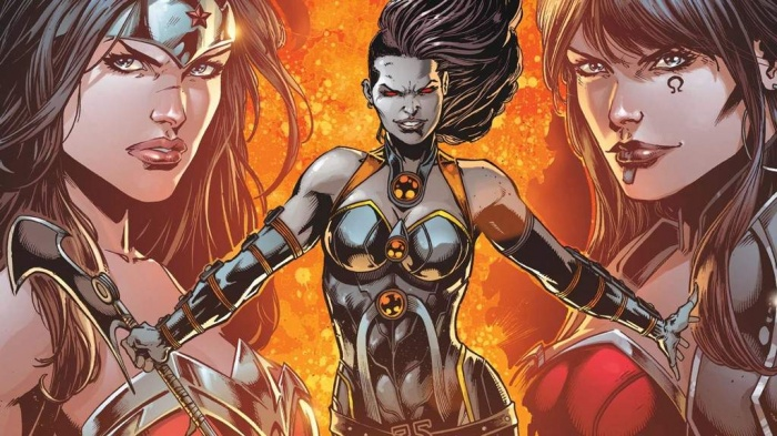 Grail hija de Darkseid.