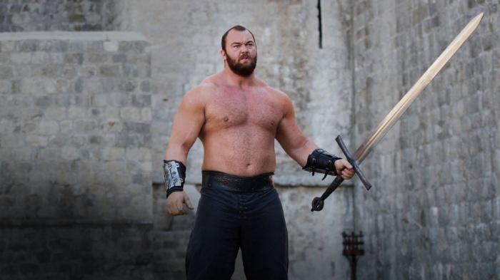 Hafþór Júlíus Björnsson - Juego de Tronos