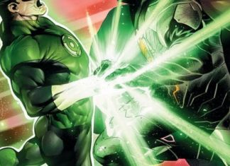 Hal Jordan and the Green Lantern Corps #37 1