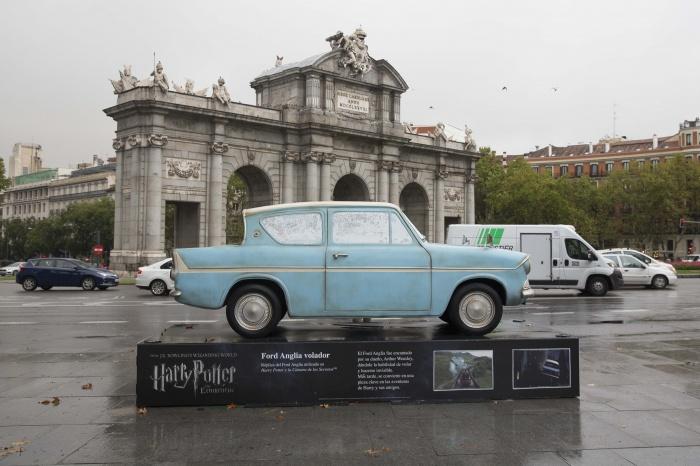 Harry Potter replica Ford