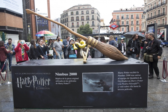Harry Potter replica Nimbus