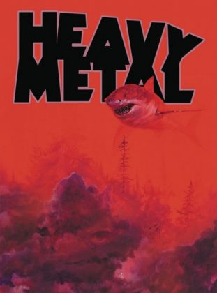 Heavy Metal 288 3