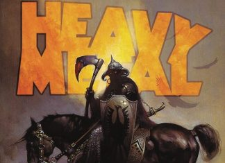 Heavy Metal portada