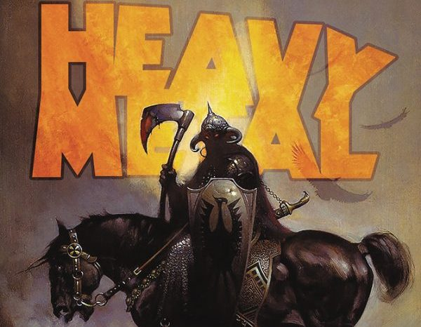 Heavy Metal portada
