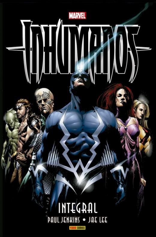 Inhumanos 1