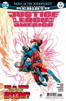 Justice League of America #17 (2)