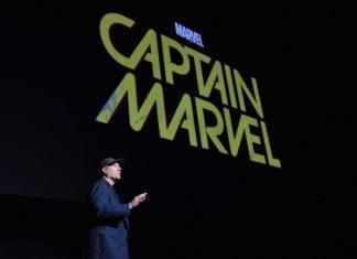 Kevin Feige - Captain Marvel