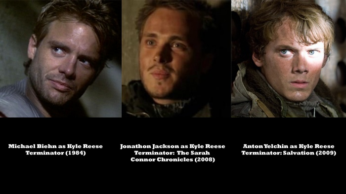 Kyle Reese actores