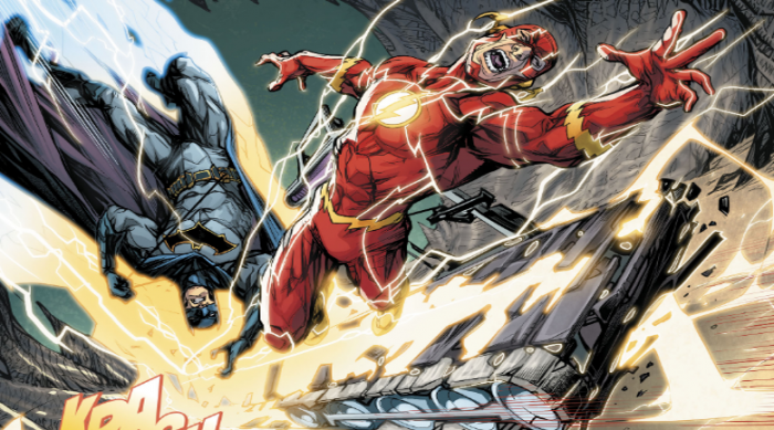 La Chapa Batman Flash