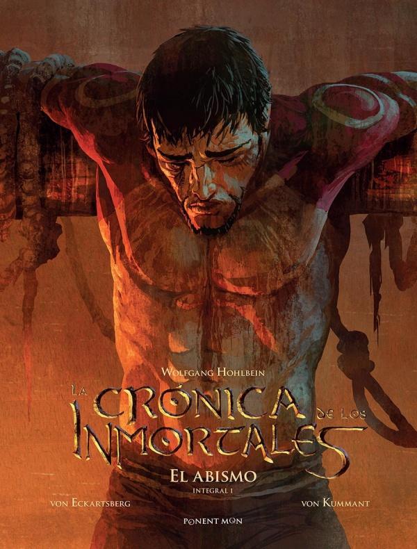 La crónica de los inmortales portada
