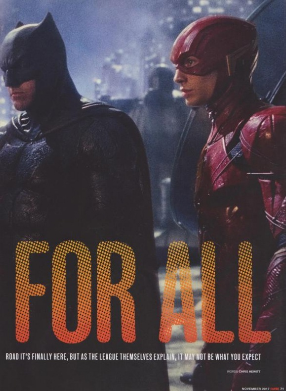 La liga de la Justicia 11