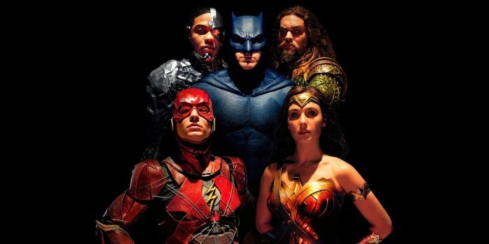 Liga de la Justicia 2 Guion