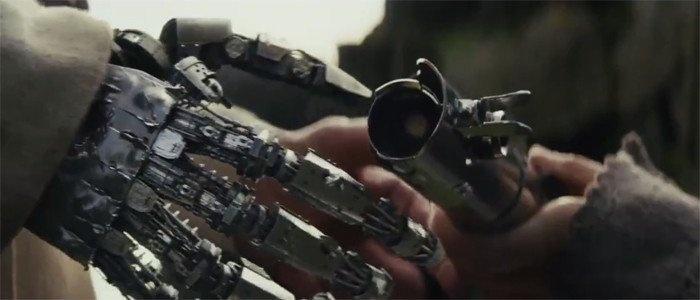 Luke Rey Star Wars Los últimos Jedi