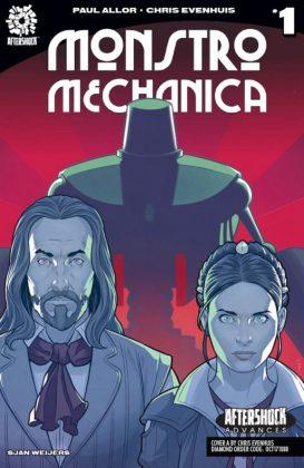 MONSTROMECHANICA 01 PREVIEW 1