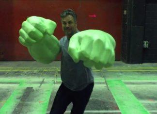 Mark Ruffalo Thor Ragnarok