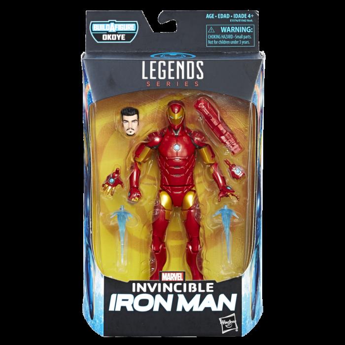 Marvel Legends 5
