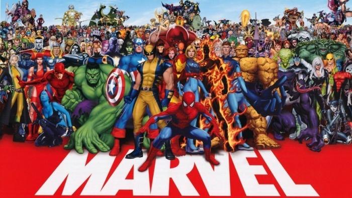Marvel todos