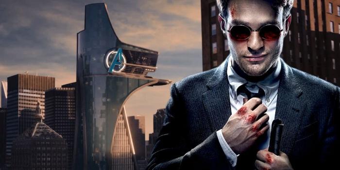Matt Murdock y la Torre Vengadores