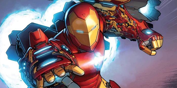 Model Prime Armor de Marvel Comics.
