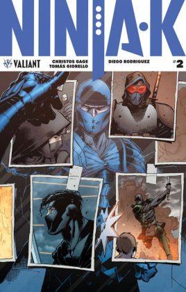 Ninja k 2 cover