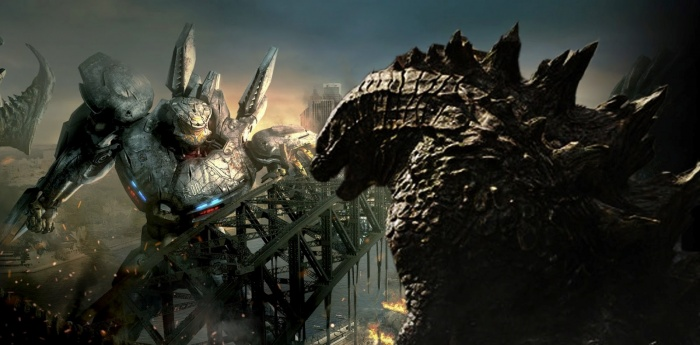 Pacific Rim vs King Kong vs Godzilla