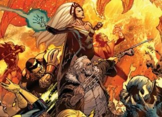 Phoenix Resurrection (3) Jean Grey