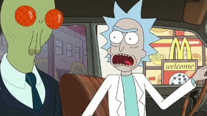 Rick and morty szechuan