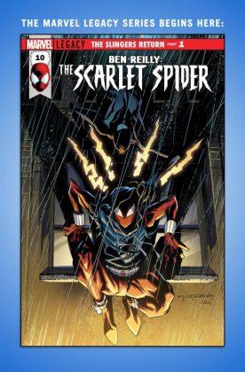 Scarlet Spider 1